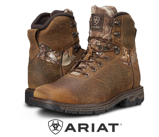 Ariat 6in Conquest WP