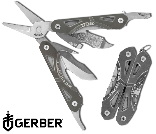 Gerber Mini-Suspension Multi-Tool