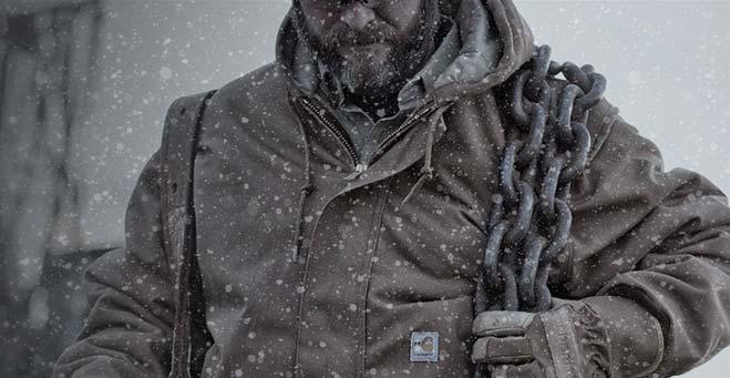 Winter 2017 Work Gear