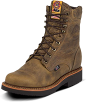 American-made Boots