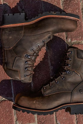 Chippewa Work Boots