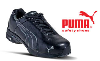 Puma Safety Work Shoes