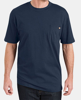 Dickies Moisture Wicking Pocket T-Shirt