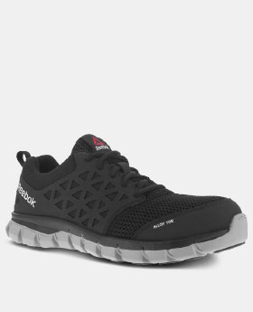Reebok Sublite Cushion Work Alloy Toe