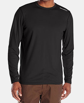 Timberland PRO Workwear Long Sleeve Wicking Good T-Shirt